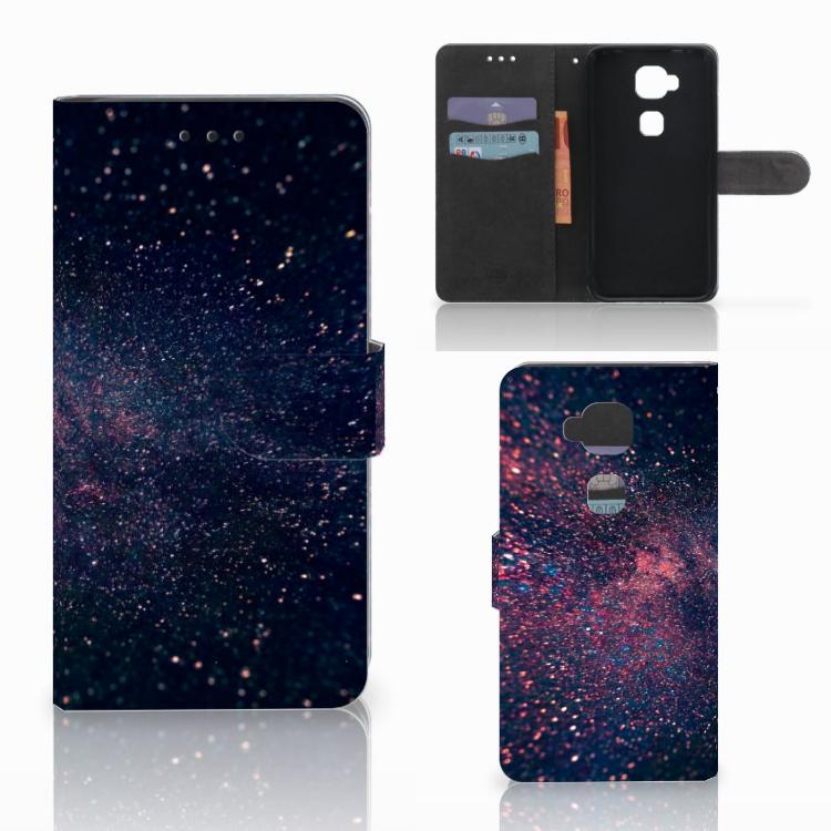 Huawei G8 Bookcase Stars