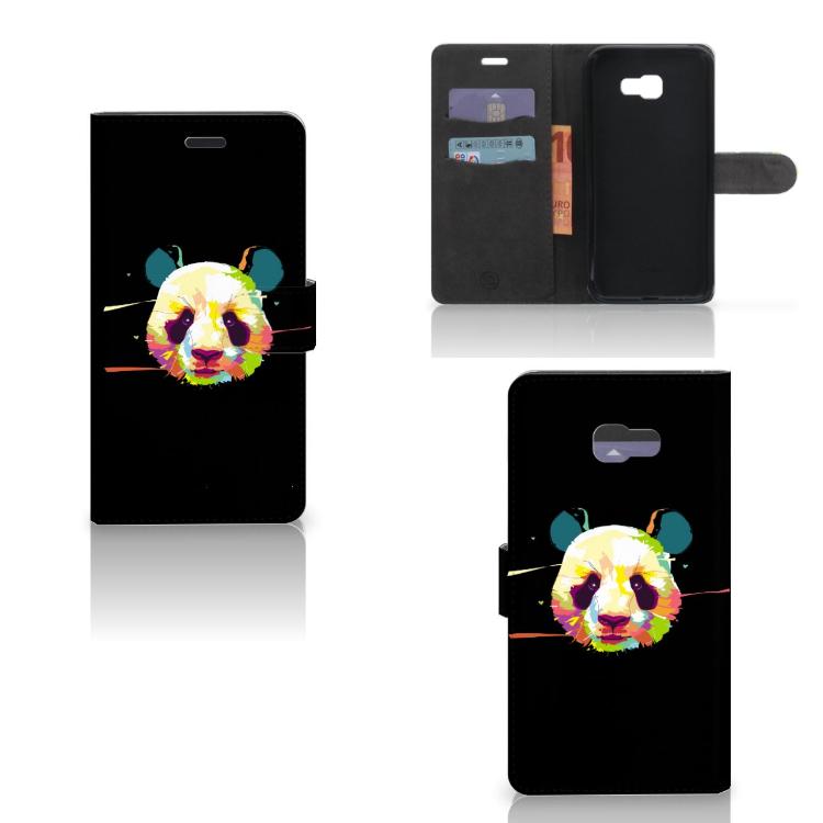 Samsung Galaxy A7 2017 Leuke Hoesje Panda Color