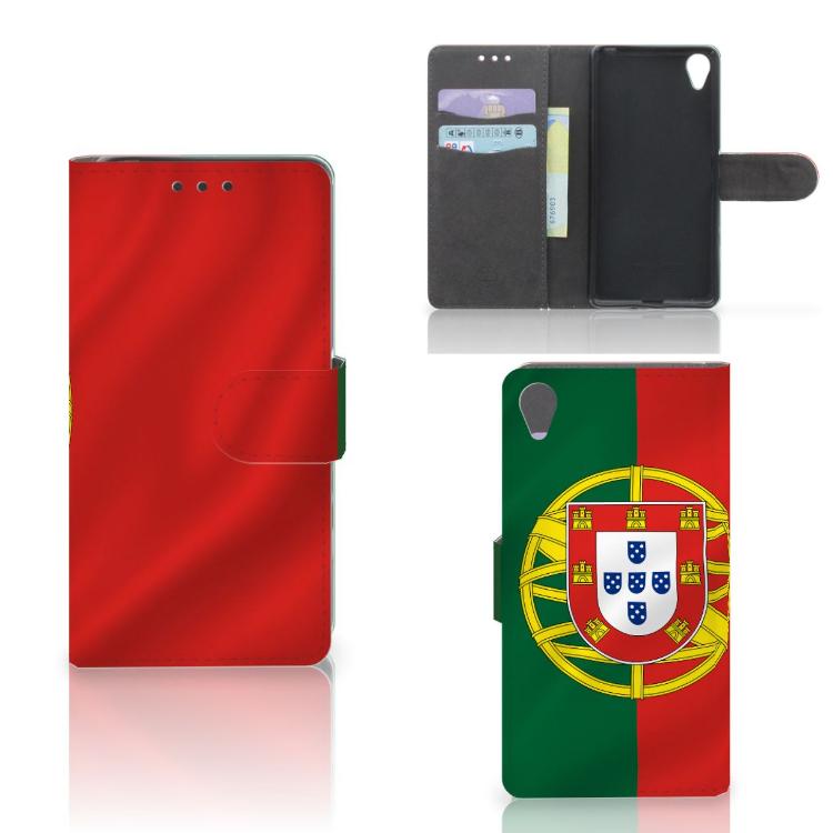 Sony Xperia X Bookstyle Case Portugal