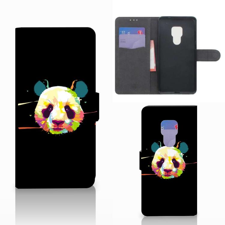 Huawei Mate 20 Leuke Hoesje Panda Color