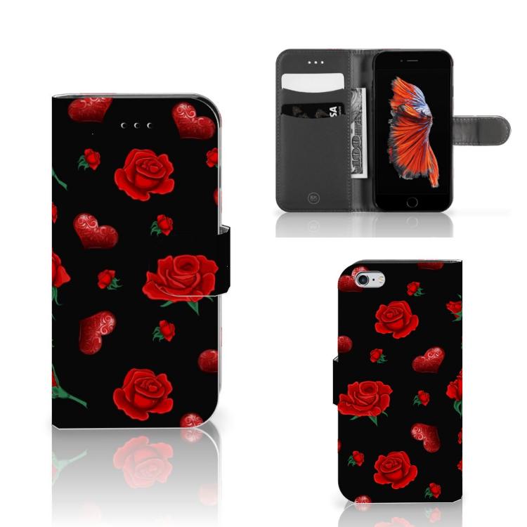 Apple iPhone 6   6s Leuk Hoesje Valentine