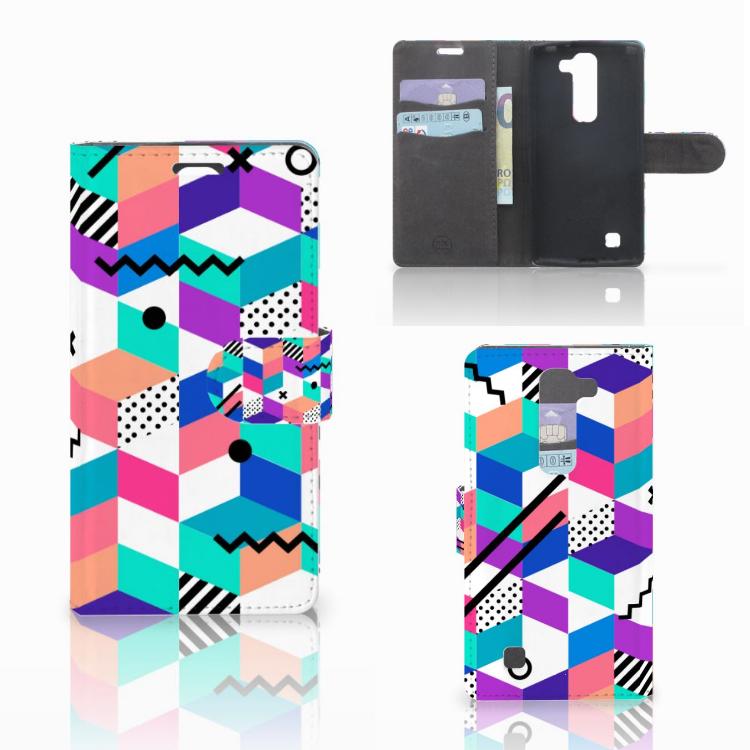 LG Magna | G4C Bookcase Blokken Kleurrijk