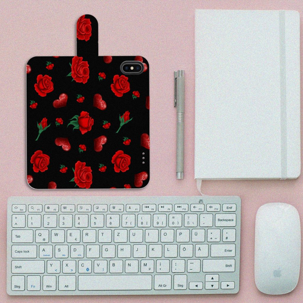 Apple iPhone X | Xs Leuk Hoesje Valentine