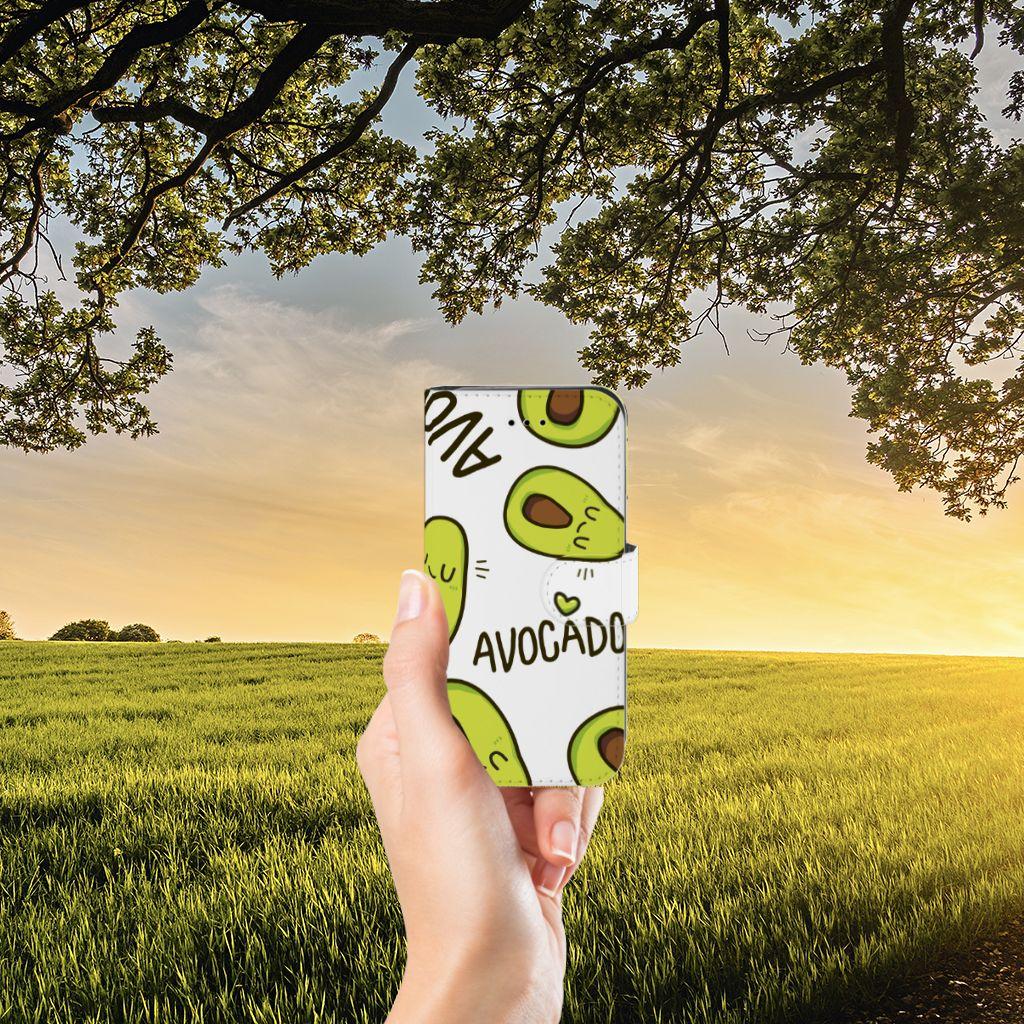 iPhone 7 | 8 | SE (2020) Leuk Hoesje Avocado Singing