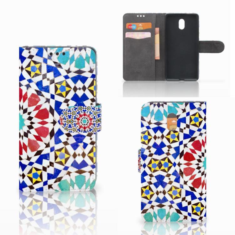 Nokia 3 Boekhoesje Design Mozaïek