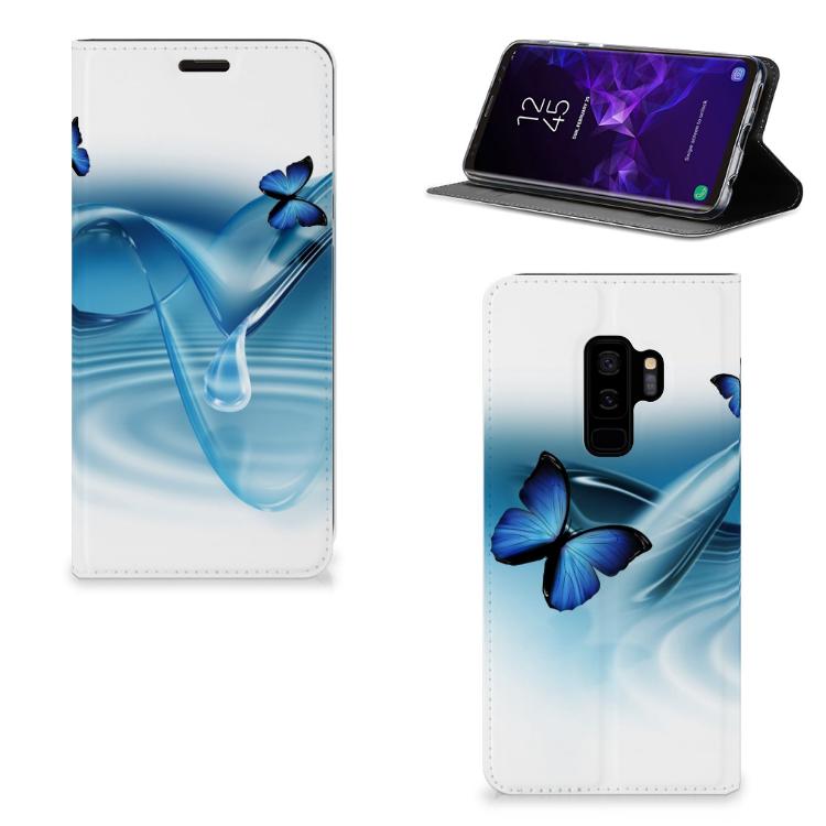 Samsung Galaxy S9 Plus Hoesje maken Vlinders