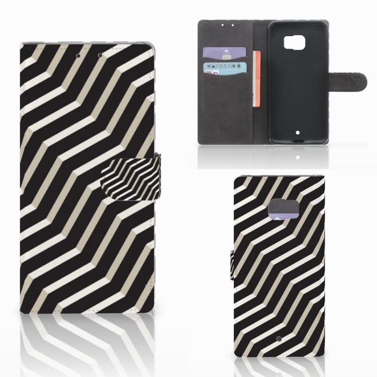 HTC U Ultra Bookcase Illusion