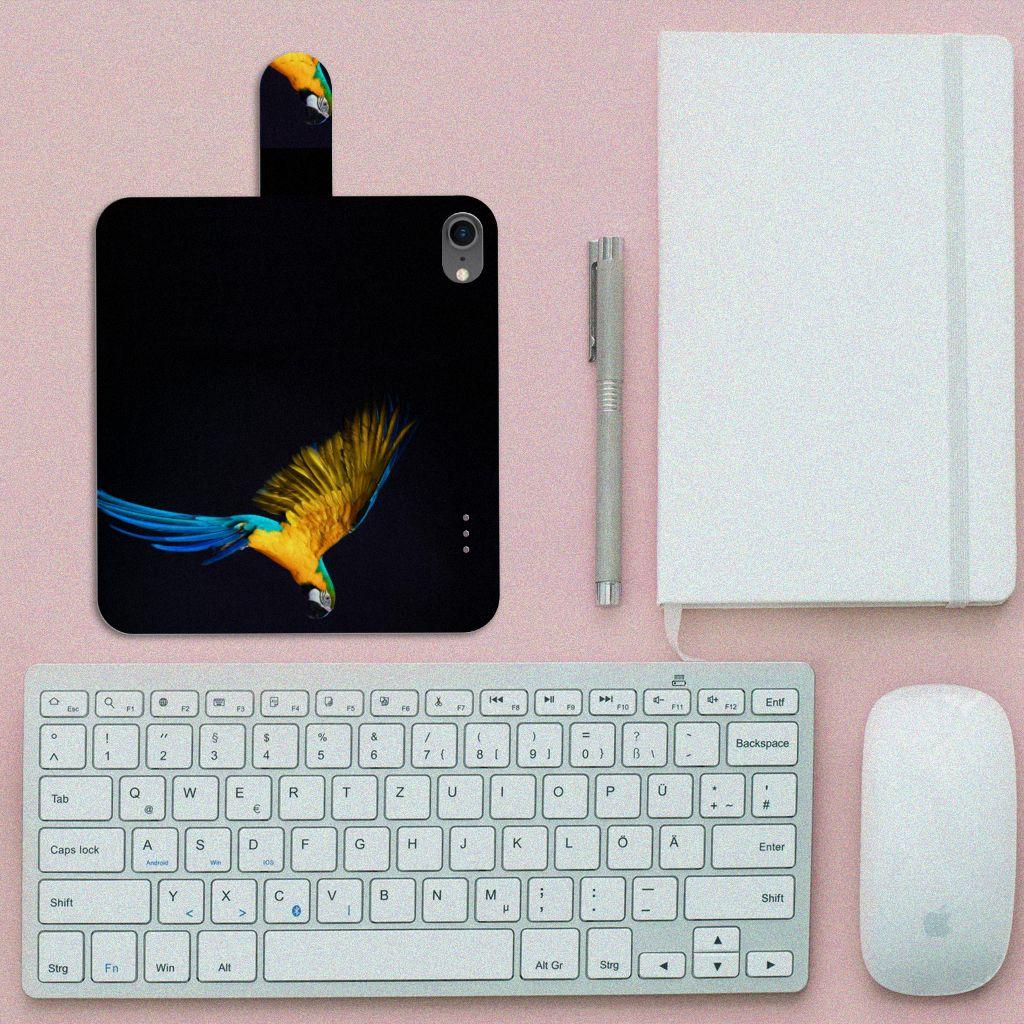 iPhone 7 | 8 | SE (2020) Telefoonhoesje met Pasjes Papegaai