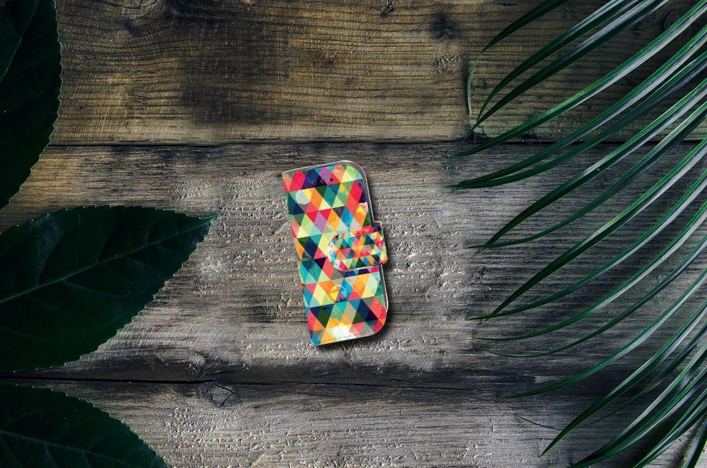 Nokia 3310 (2017) Uniek Boekhoesje Geruit
