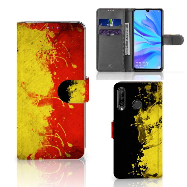 Huawei P30 Lite (2020) Bookstyle Case België