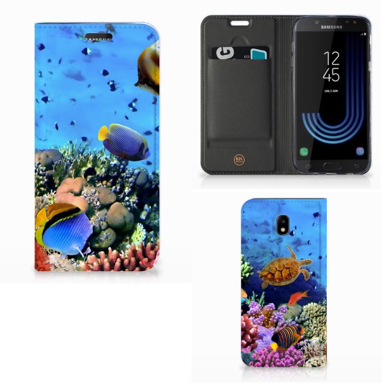 Samsung Galaxy J5 2017 Hoesje maken Vissen
