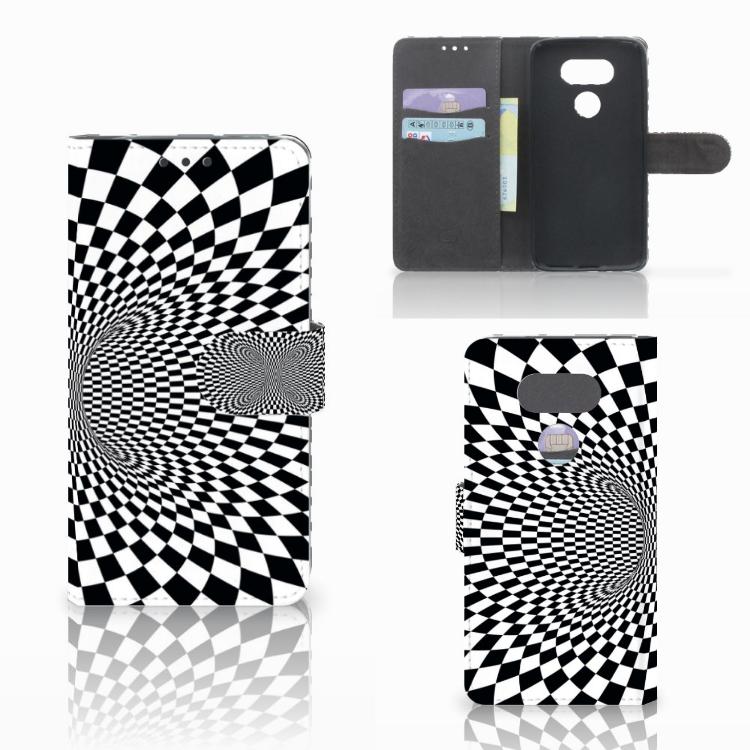 LG G5 Bookcase Illusie