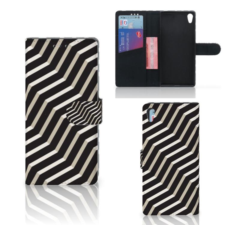 Sony Xperia XA1 Ultra Bookcase Illusion