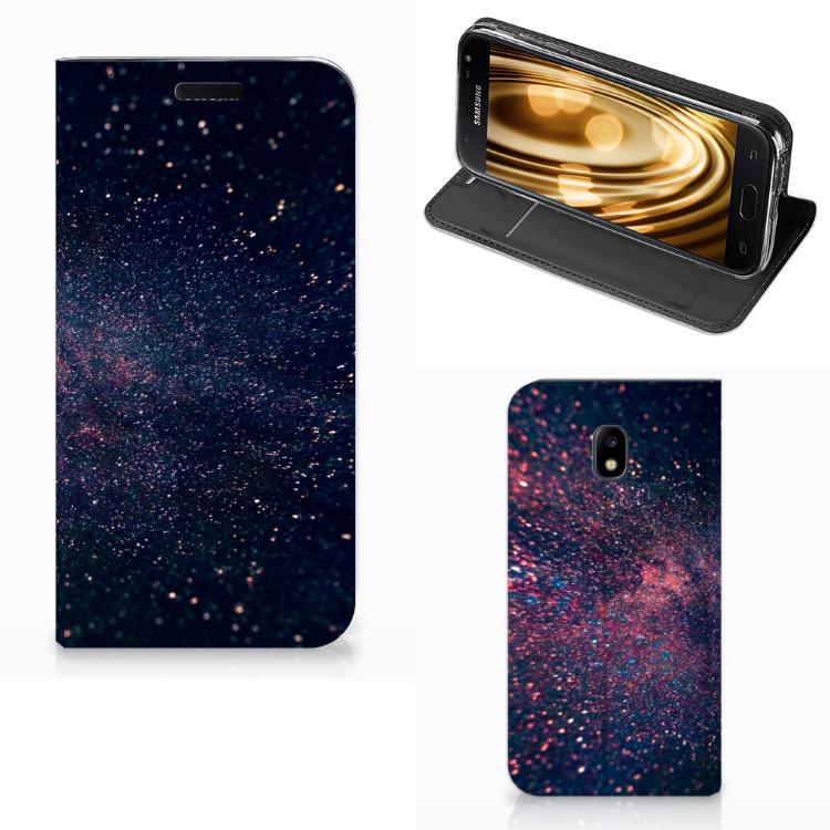 Samsung Galaxy J3 2017 Stand Case Stars