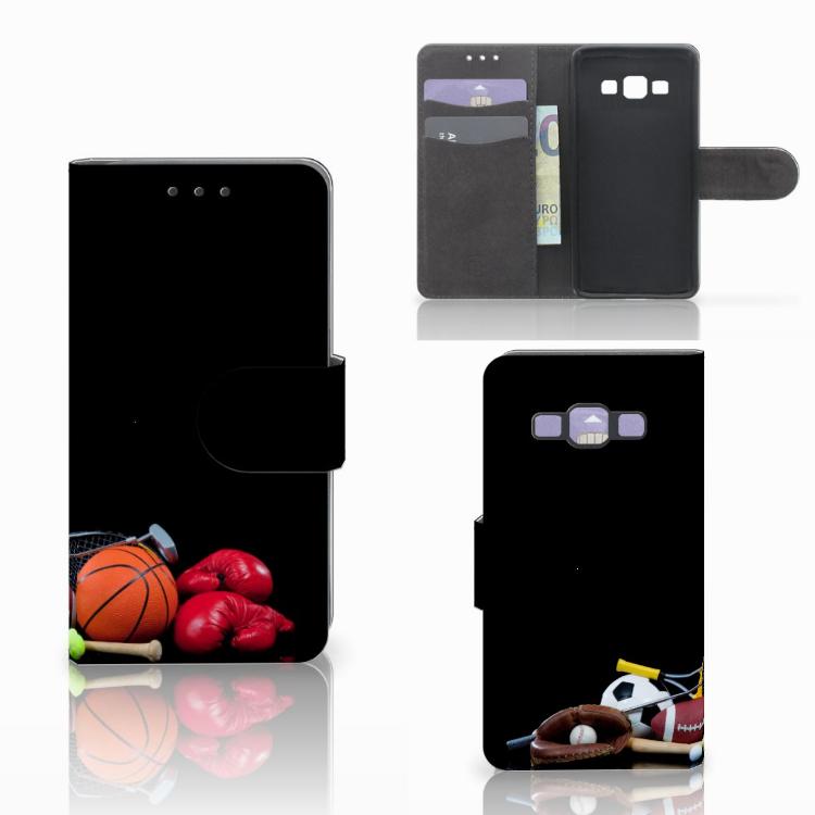 Samsung Galaxy A3 Uniek Ontworpen Design Hoesje Sport
