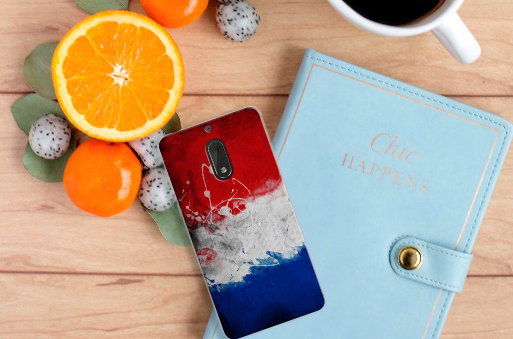 Nokia 6 Hoesje Nederland