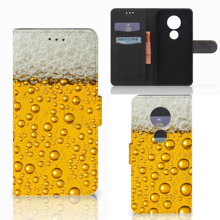 Motorola Moto E5 Play Book Cover Bier