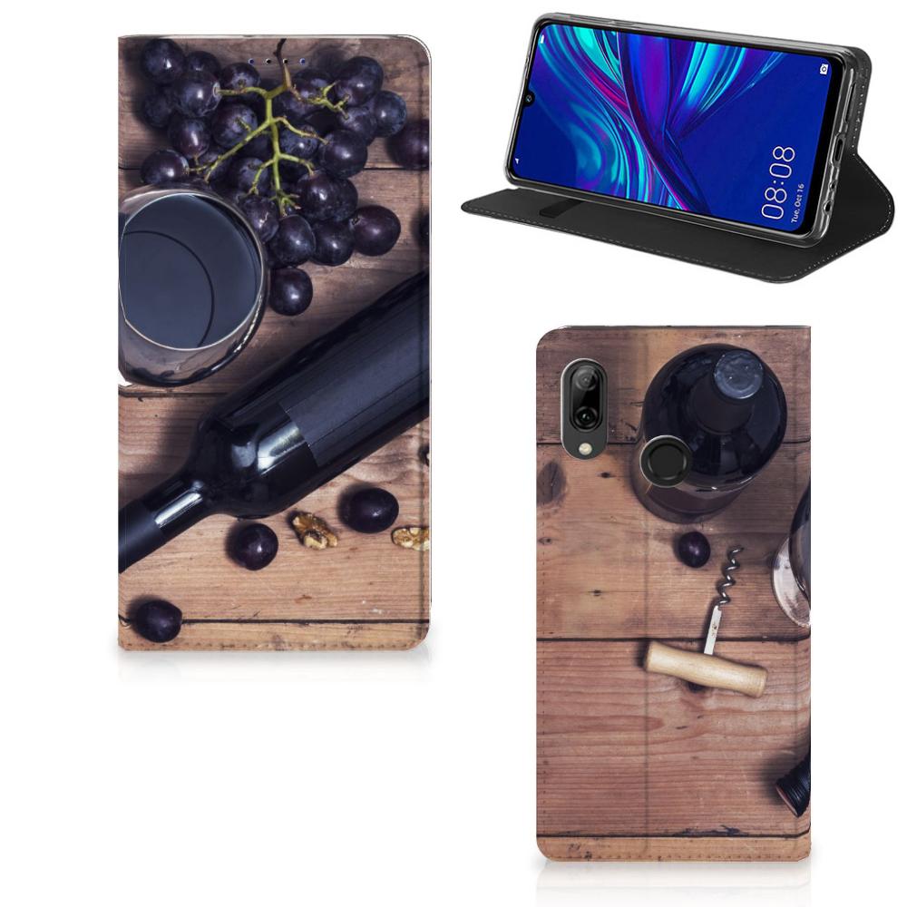 Huawei P Smart (2019) Flip Style Cover Wijn