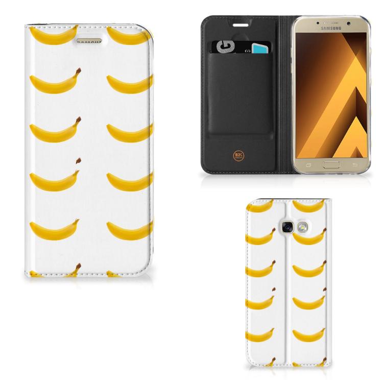 Samsung Galaxy A5 2017 Flip Style Cover Banana