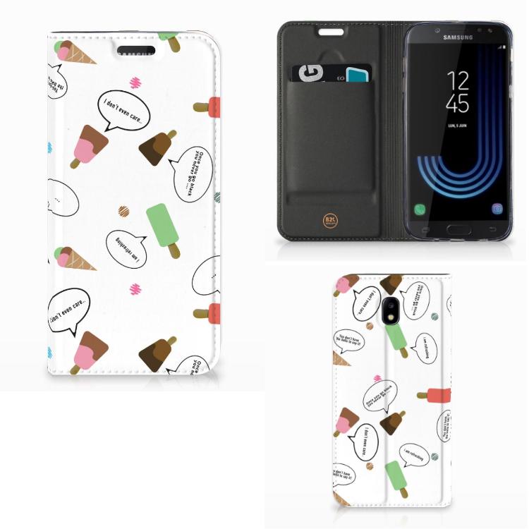 Samsung Galaxy J5 2017 Flip Style Cover IJsjes