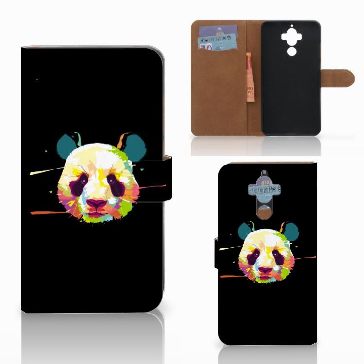 Huawei Mate 9 Leuk Hoesje Panda Color