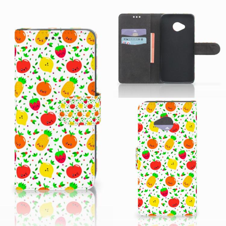 HTC U11 Life Book Cover Fruits