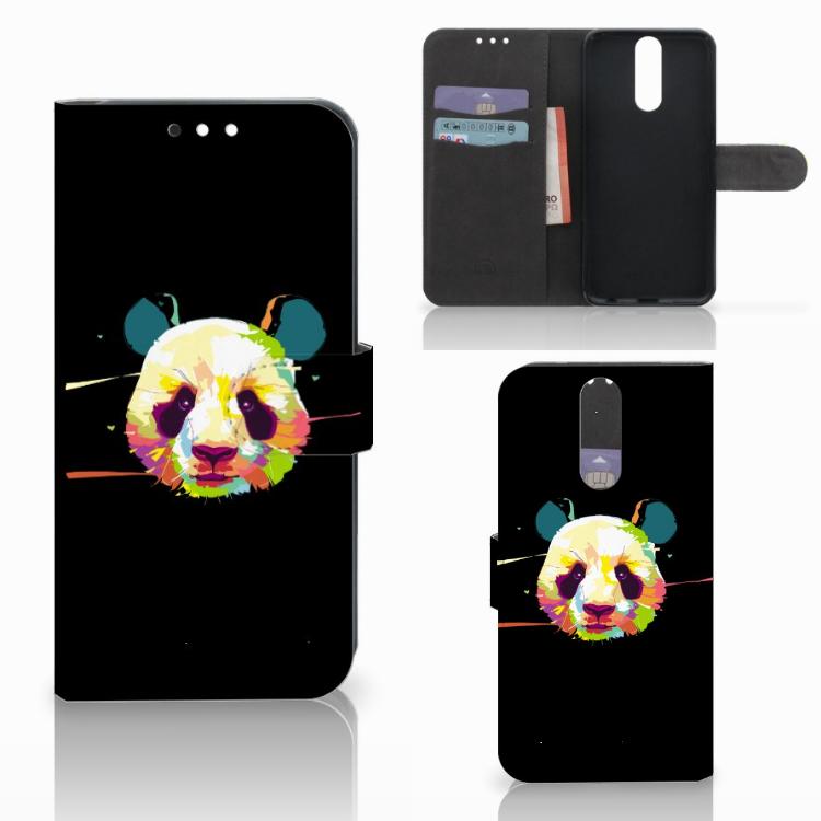 Huawei Mate 10 Lite Leuk Hoesje Panda Color