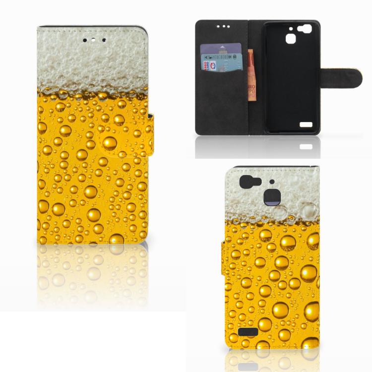 Huawei P8 Lite Smart (GR3) Book Cover Bier