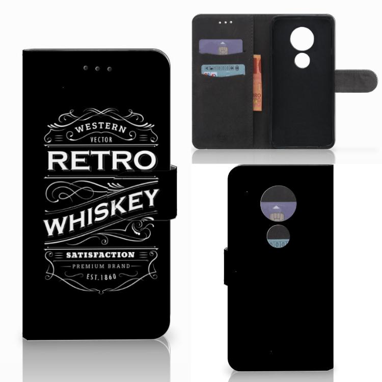 Motorola Moto E5 Play Book Cover Whiskey