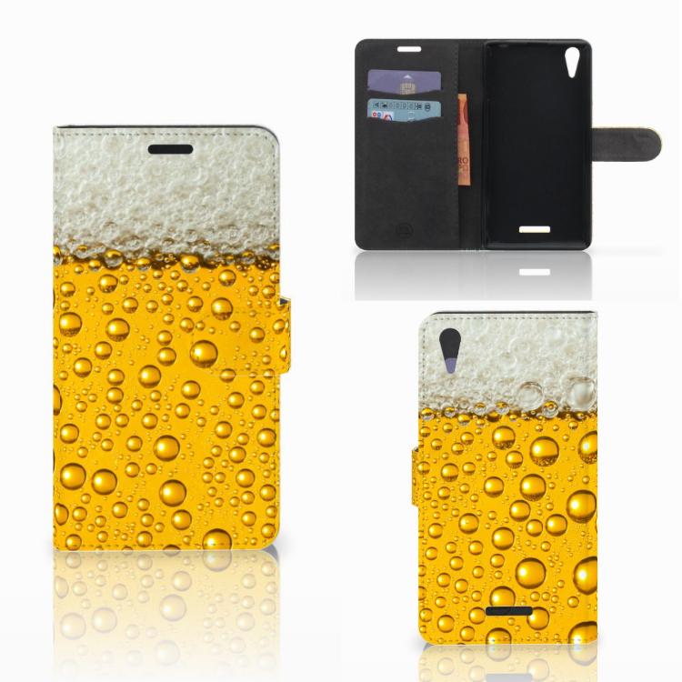 Sony Xperia T3 Book Cover Bier