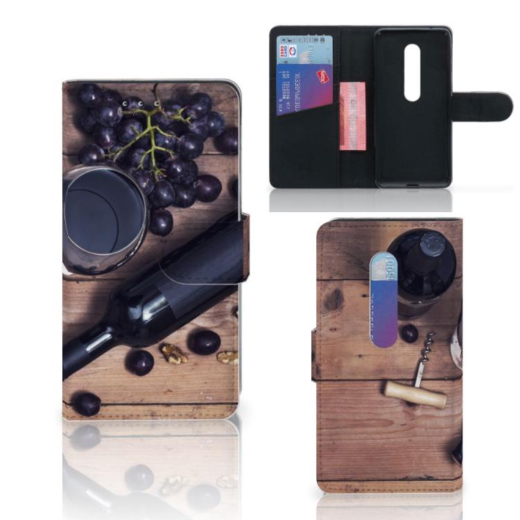 Motorola Moto G 3e Generatie Book Cover Wijn
