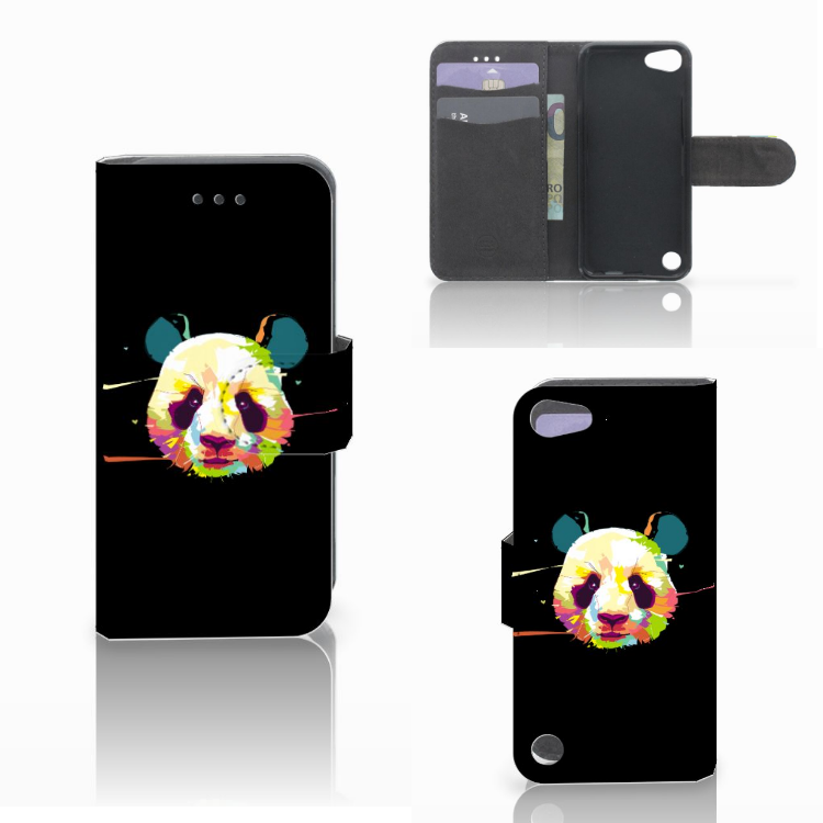Apple iPod Touch 5 | 6 | iPod (2019) Leuk Hoesje Panda Color