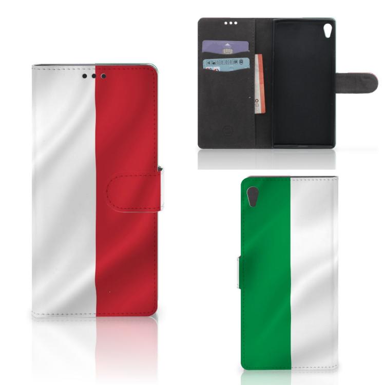 Sony Xperia XA Ultra Bookstyle Case Italië