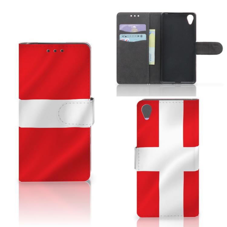 Sony Xperia X Bookstyle Case Denemarken