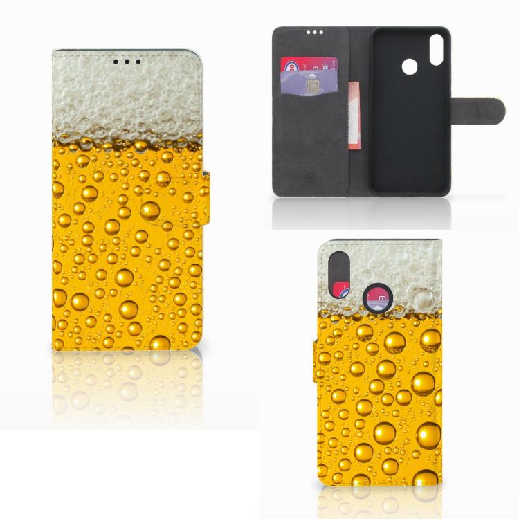 Huawei P Smart Plus Book Cover Bier