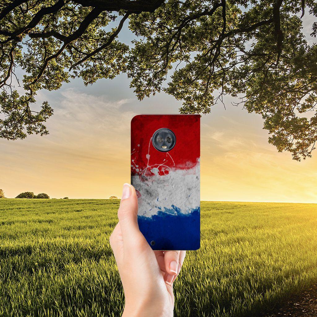 Motorola Moto G6 Standcase Nederland