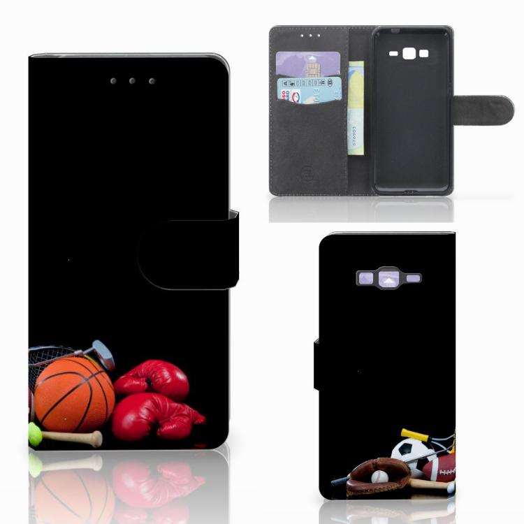 Samsung Galaxy Grand Prime Design Telefoonhoesje Sport