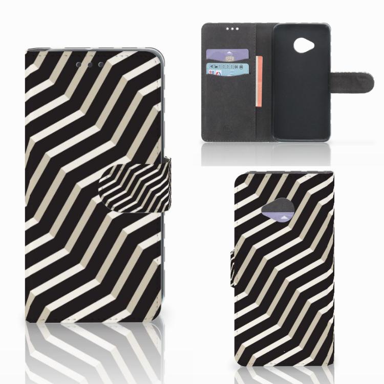 HTC U11 Life Bookcase Illusion