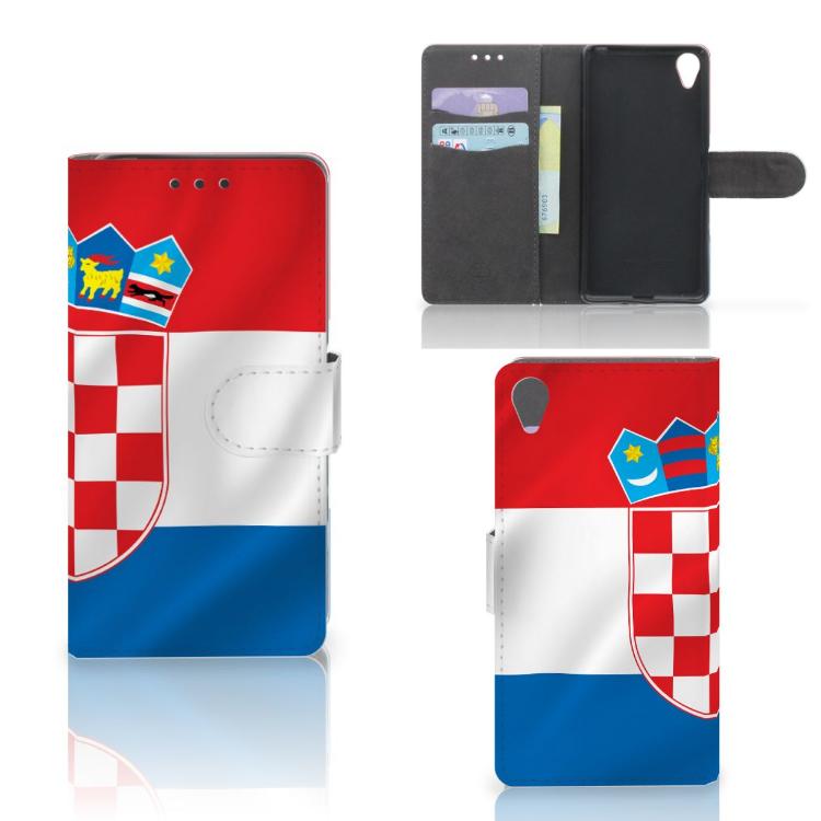 Sony Xperia X Bookstyle Case Kroatië