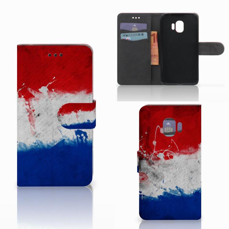 Samsung Galaxy J2 Pro 2018 Bookstyle Case Nederland