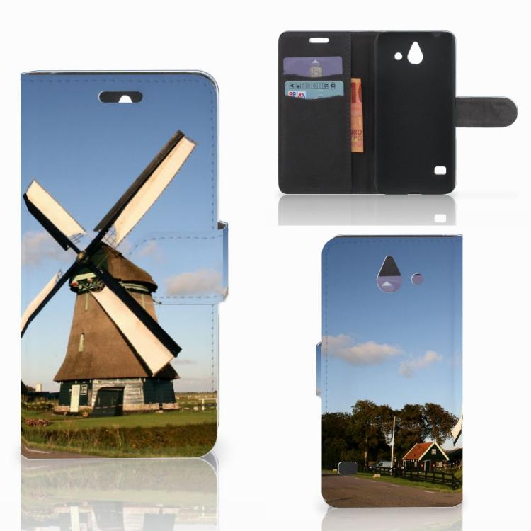 Huawei Ascend Y550 Flip Cover Molen