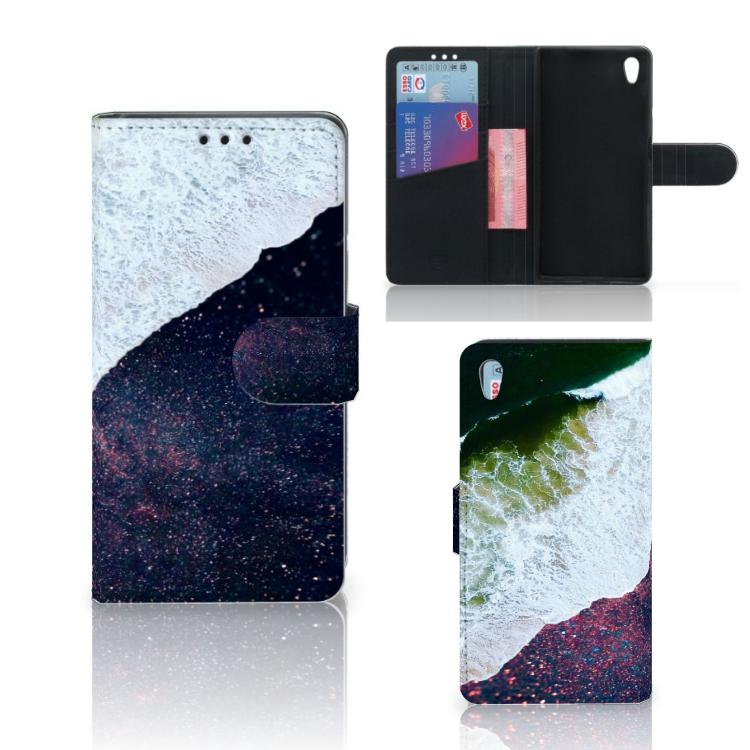 Sony Xperia Z5 | Z5 Dual Bookcase Sea in Space