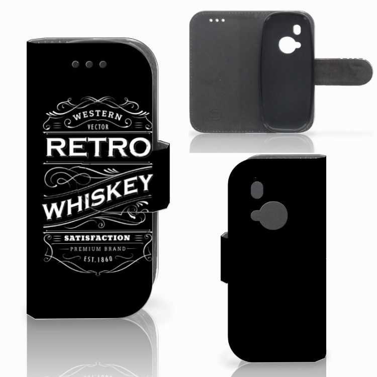 Nokia 3310 (2017) Book Cover Whiskey