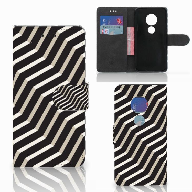 Motorola Moto G7 Play Bookcase Illusion