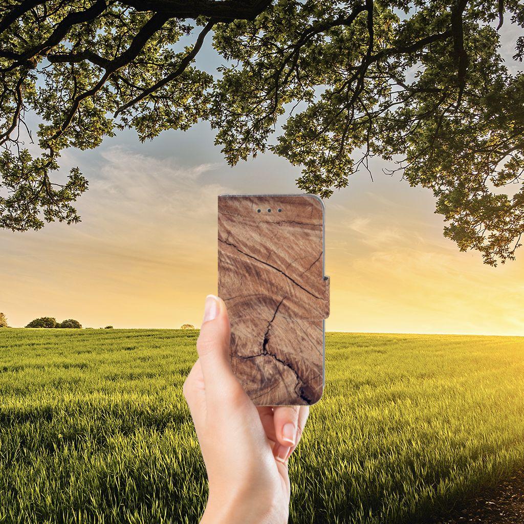 Samsung Galaxy J3 2016 Book Style Case Tree Trunk