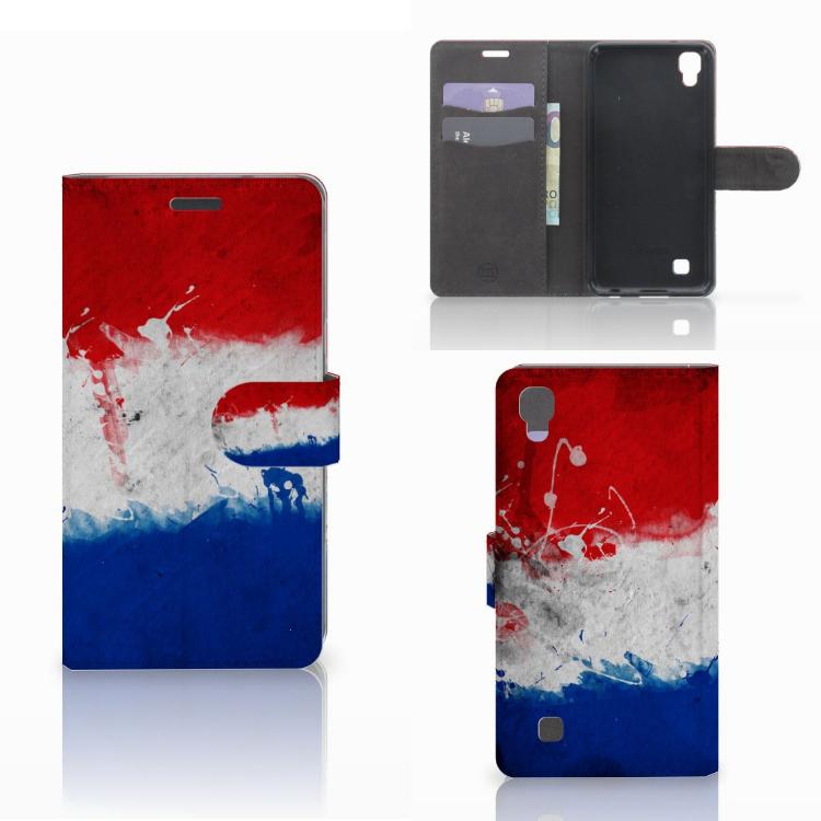 LG X Power Bookstyle Case Nederland