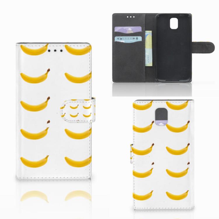 Samsung Galaxy Note 3 Book Cover Banana