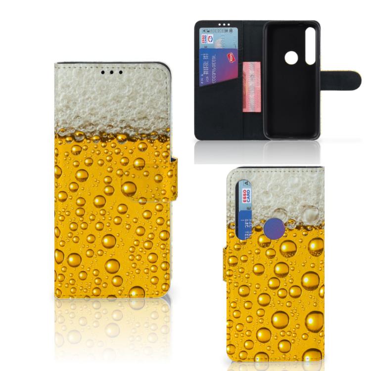 Motorola Moto G8 Plus Book Cover Bier