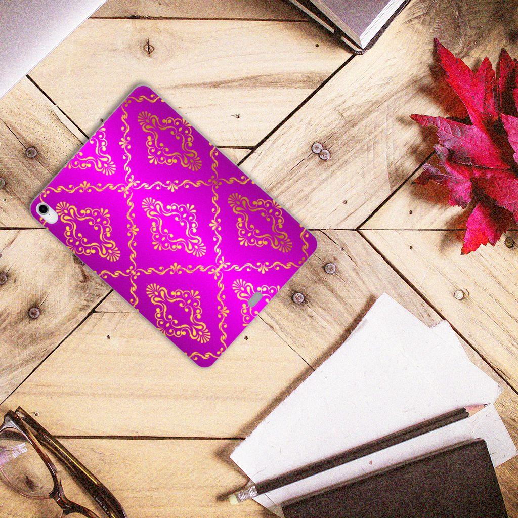 TPU Case Apple iPad Pro 11 inch (2018) Barok Roze