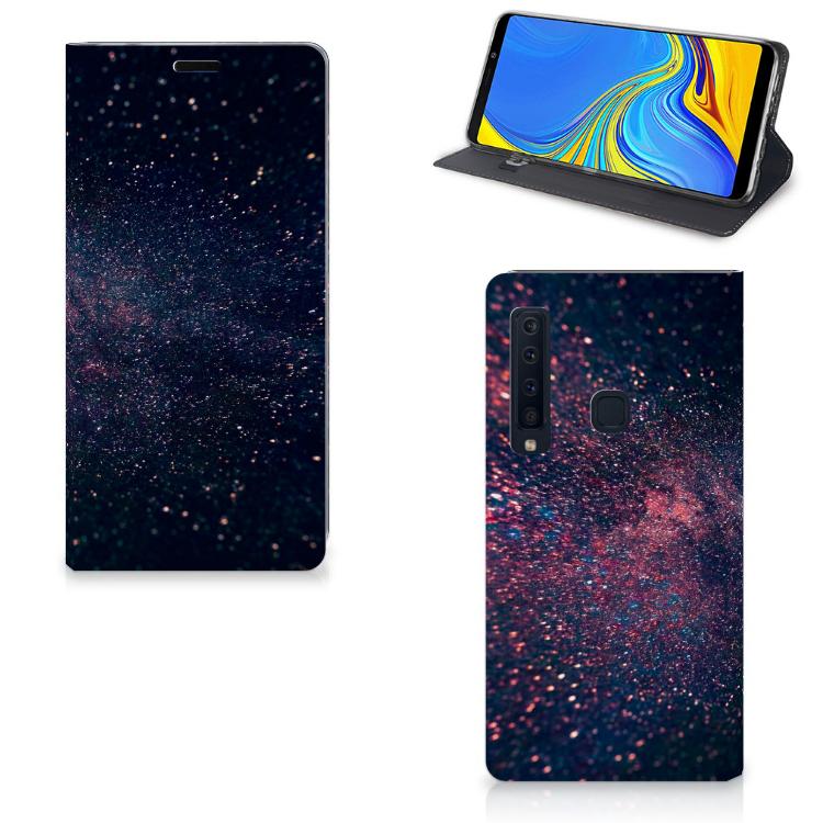 Samsung Galaxy A9 (2018) Stand Case Stars